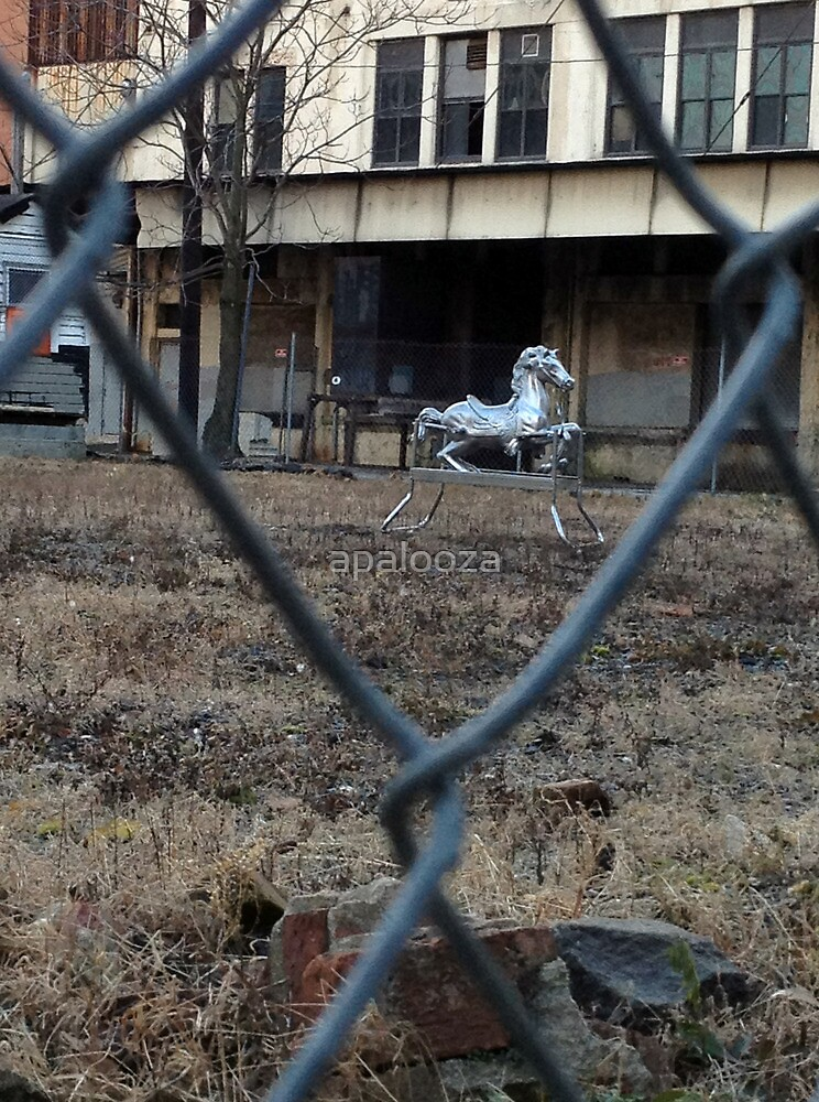 The Silver Hobby Horse - 1 by apalooza