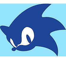 Sonic Logo Photographic Print