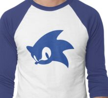 Sonic Logo Men's Baseball ¾ T-Shirt
