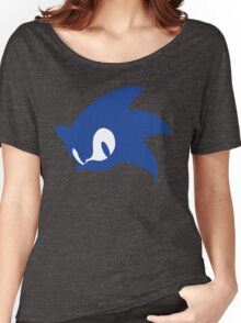 Sonic Logo Women's Relaxed Fit T-Shirt