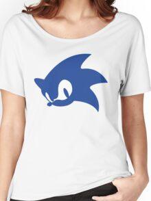 Sonic Logo Women's Relaxed Fit T-Shirt