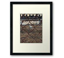 The Silver Hobby Horse - 4 Framed Print