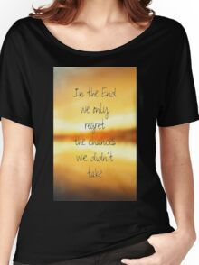 hipster background Women's Relaxed Fit T-Shirt