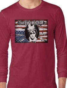 God Save The King Long Sleeve T-Shirt