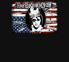 God Save The King Men's Baseball ¾ T-Shirt