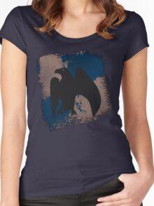 Raaaaaavenclaw! Women's Fitted Scoop T-Shirt