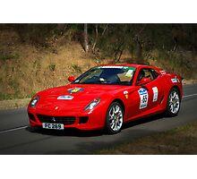 Ferrari 599 F1 Photographic Print