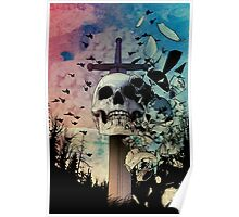 Fear cuts deeper than Swords Poster
