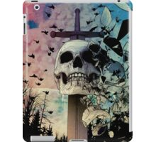 Fear cuts deeper than Swords iPad Case/Skin
