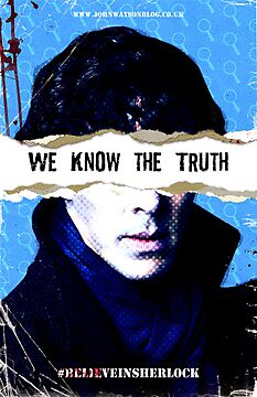 We Know the Truth by thatjessjohnson