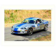 Mazda MX5 SE Art Print