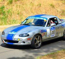 Mazda MX5 SE by Geoffrey Higges