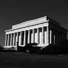 Lincoln memorial by tech12