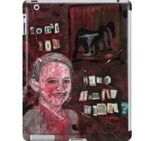 """""""Don't You Hate Family Meals?"""" iPad Case/Skin"""