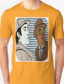 The finest duo since Holmes and Watson themselves. Data and Geordie. BFF'S forever! T-Shirt