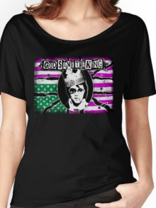 God Save The King Women's Relaxed Fit T-Shirt