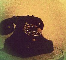 Old Telephone by Steph Etheridge