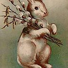 Vintage Easter Bunny by A1RB