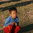 Lahu Boy by randomness