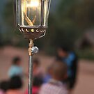 Lahu Mountain Lantern Light by randomness