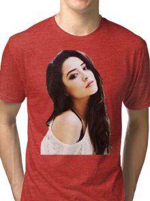emily fields/shay mitchell Tri-blend T-Shirt
