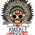 Knuckle Puck logo by RileyJack