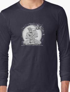 I am Detroit- Om D  Long Sleeve T-Shirt