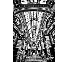 The Block Arcade Photographic Print