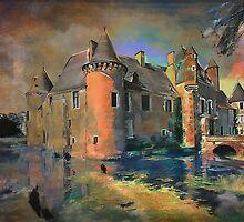Château de Boucard  by andy551