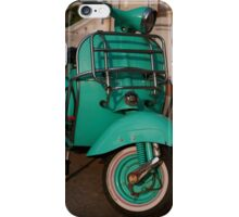 Vespa iPhone Case/Skin