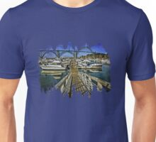 South Beach Marina Ramp Unisex T-Shirt