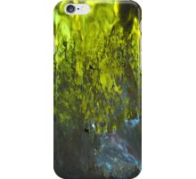 Into the green sea © iPhone Case/Skin