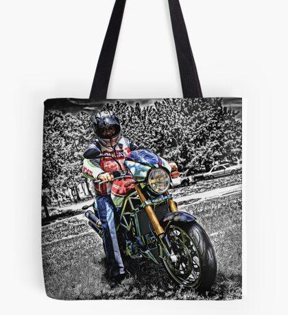 Ducati Style Tote Bag