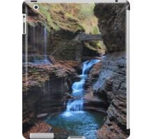 Watkins Glen iPad Case/Skin
