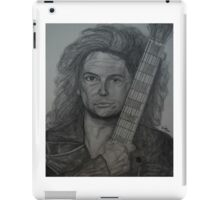Are you lonely in the dark? iPad Case/Skin