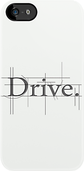 drive - sketch by Benjamin Whealing