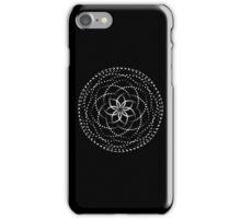 Spirograph IV iPhone Case/Skin