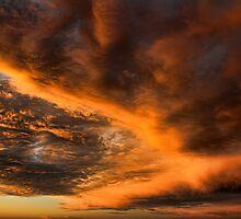 Cloud 20120115-141(2) by Carolyn  Fletcher