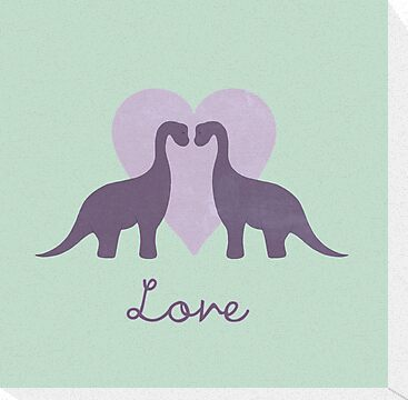 Prehistoric Love by perdita00