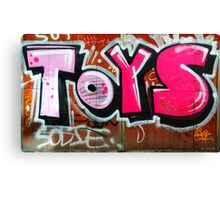 Toys are us  Canvas Print