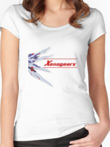 Xenogears Women's Fitted Scoop T-Shirt