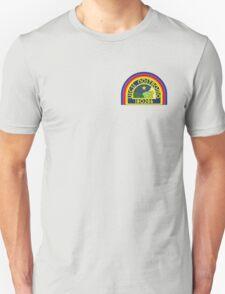 Nostromo patch from Alien, small version (Dark Blue) Unisex T-Shirt