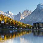 Lago di Misurina by Martin Rak