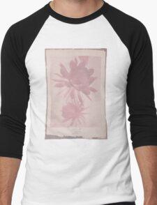 Doctor Who Flower Bloom t-shirt Men's Baseball ¾ T-Shirt