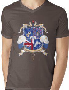 Sherlock's School of Deduction Mens V-Neck T-Shirt
