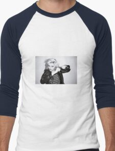 Sky Ferreira Indie Hair Men's Baseball ¾ T-Shirt