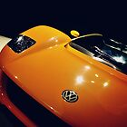 Volkswagen W12 Concept by Jason Battersby Design