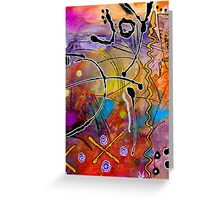Love of Life Series - JOY Greeting Card