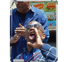 The great voice NYC iPad Case/Skin