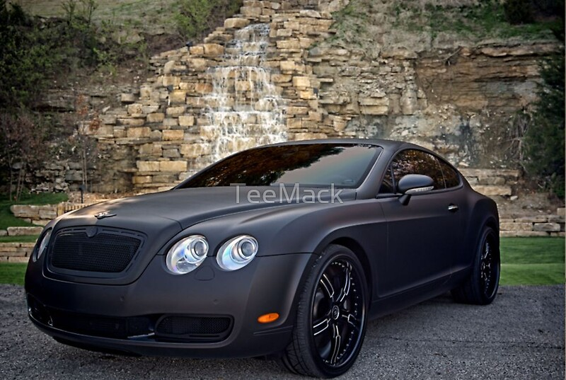 2006 bentley continental gt riverside missouri posters by teemack. Cars Review. Best American Auto & Cars Review